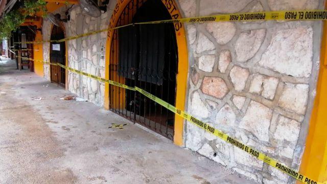¿Qué propició el ataque a restaurantes de Tulum que dejó dos turistas muertas?