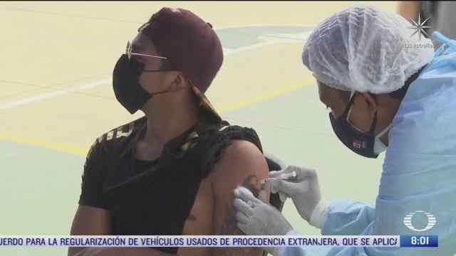que vacunas contra covid seran aceptadas para que turistas ingresen a eeuu