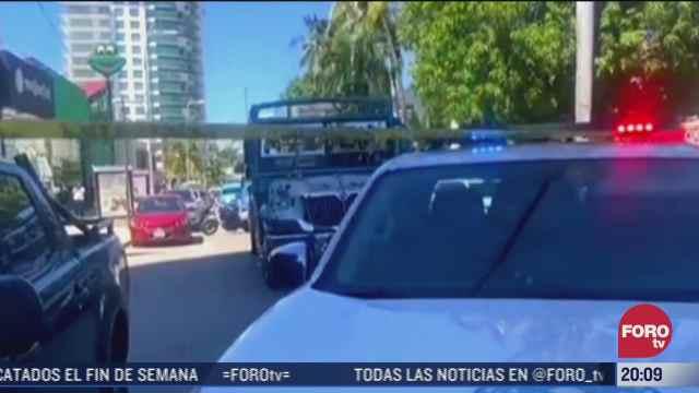 reportan segundo ataque contra chofer de camion de pasajeros en acapulco