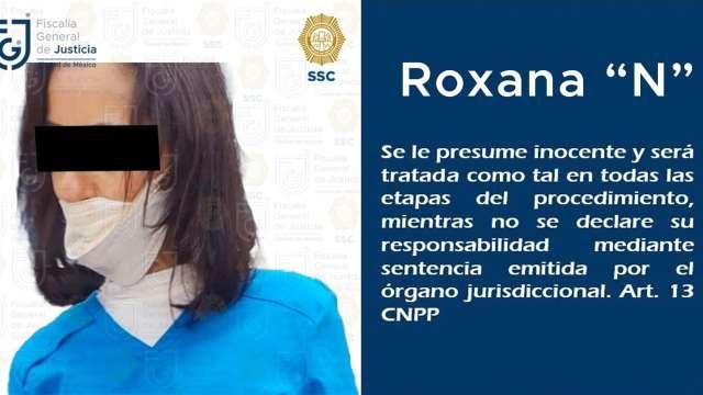 Roxana 'N', la enfermera fantasma