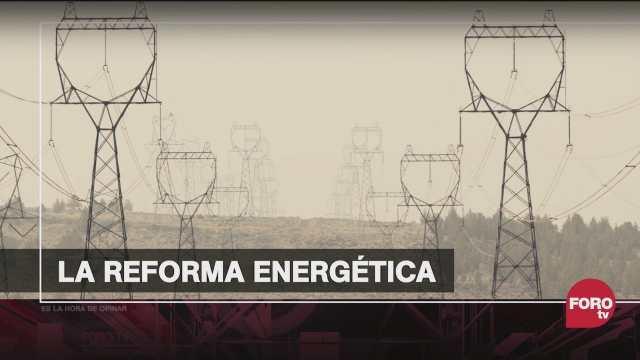 se puede justificar la reforma electrica por la crisis en espana