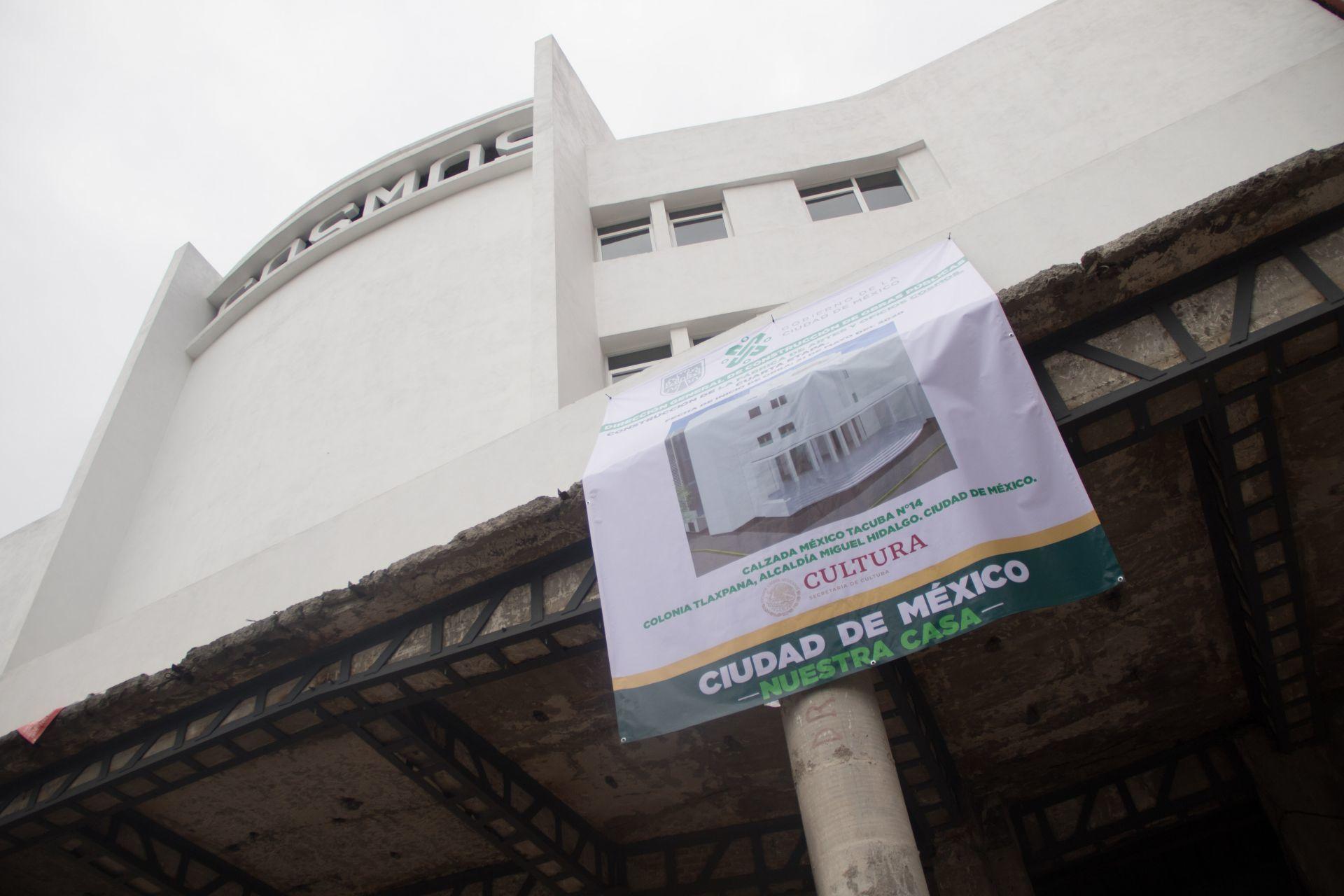 Tras 23 años permanecer cerrado, Faro Cosmos abre sus puertas con talleres presenciales