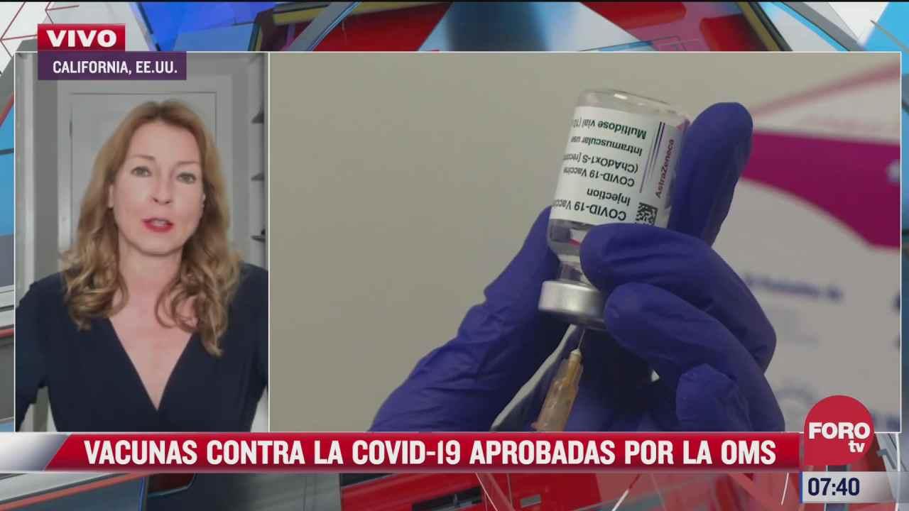 vacunas contra covid aprobadas por la oms el analisis en estrictamente personal