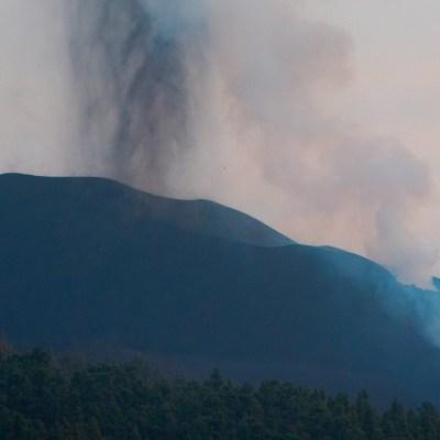 Volcán de La Palma provoca un terremoto de 4.9 de magnitud