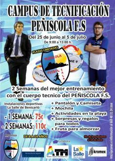 campus tecnificacio peñiscola rehabmedic
