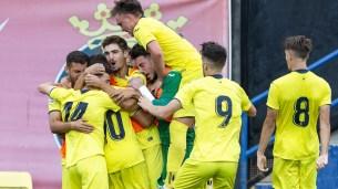 villarrealcf-reialmadrid semifinals copa rei juvenil