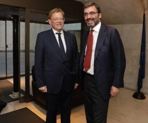 puig amb embaixador espanya davant la unio europea