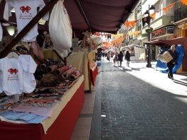 mercat medievale