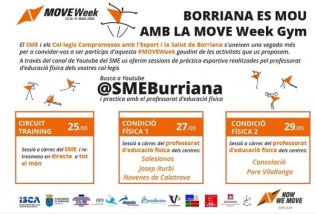 moveweek borriana