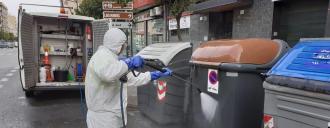 neteja i recollida de residus Valencia