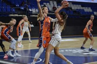 valencia basket femeni-ciudad de la laguna