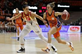 valencia basket femeni visita al tenerife