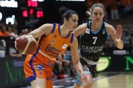 valencia basket femeni visita campus promete