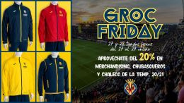 groc friday villarreal cf