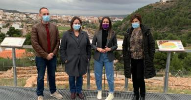 La Diputació de Castelló i l'Ajuntament de la Vall d'Uixó treballaran per a potenciar com a recurs turístic el poblat iber de Sant Josep