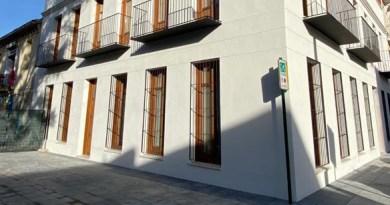 L'Ajuntament de València rep les obres del nou centre de dia per a joves del Cabanyal.