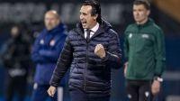 emery dinamo zagreb vs villarreal europa league