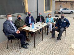Reunión agriculura Betxí