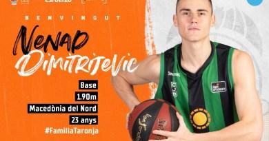 Nenad Dimitrijevic s'incorpora al Valencia Basket