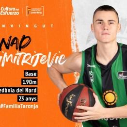 dimitrijevic valencia basket