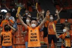 valencia basket suport aficio