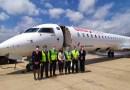 L'aeroport de Castelló posa en marxa la nova ruta de Sevilla amb dos vols setmanals fins al proper 3 de setembre