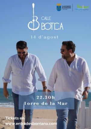 borriana concert sant roc