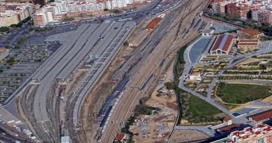 """Joan Ribó valora com a """"notícia meravellosa"""" l'inici del procés per a la construcció del nou canal d'accés ferroviari a València"""