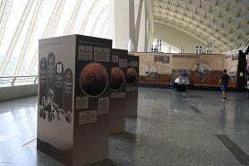 exposicio marte museu de les ciencies