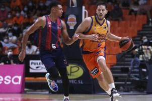 van rossom hermanson valencia basket