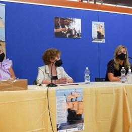 08-10-21 Marco y Escuder en la apertura del ciclo de conferencias 'Escala al Mediterráneo'