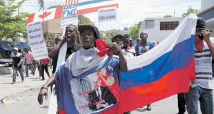 Haití: convertido en volcán económico, político y social