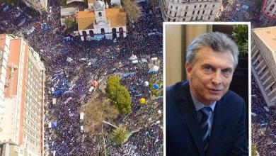 Photo of Macri tomó dura represalia contra la CGT por la movilización de hoy
