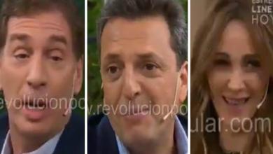 Photo of Santilli dijo que Carrió representa «La Coherencia» y se le cagaron de risa en la cara