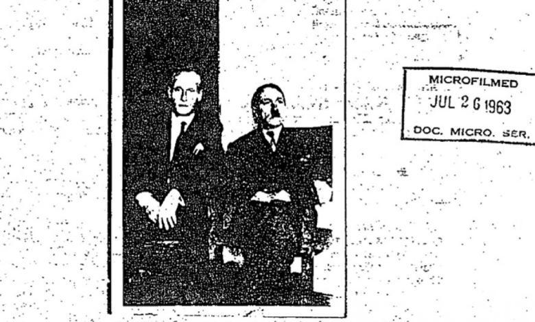Photo of Archivos recientemente desclasificados de la CIA revelan que Hitler huyó a latinoamérica