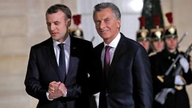 Photo of Francia frena el acuerdo comercial impulsado por Macri