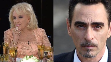 Photo of Mirtha Legrand trató de mentiroso a Federico Andahazi