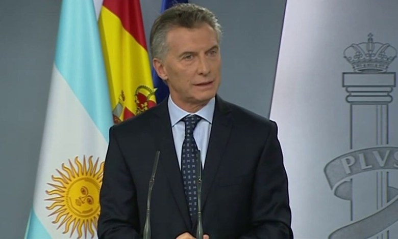 Photo of Macri: «Argentina y España son dos amantes que se han vuelto a encontrar»