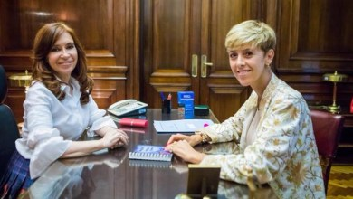 Photo of Cristina sumó una senadora a su bloque en la cámara alta