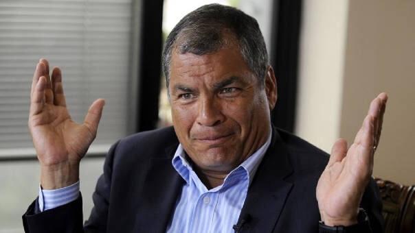 Photo of Ordenan detener a Rafael Correa