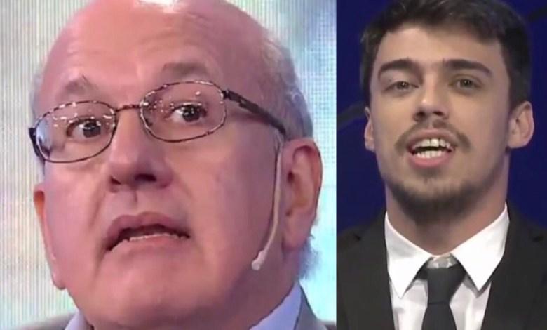 Photo of Pablo Sirvén estalló contra Juan Amorín por atreverse a investigar a Vidal