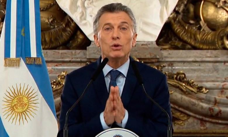 Photo of ÚLTIMO MOMENTO: imputaron a Mauricio Macri