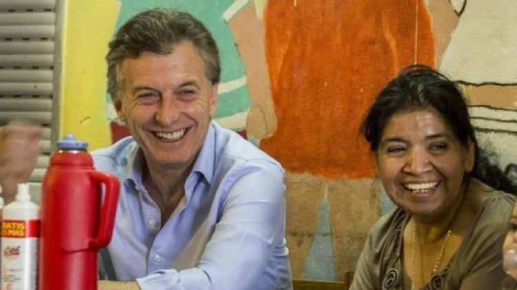 Photo of Margarita Barrientos: «Para mi la decepción sería que Macri dejara de ser Presidente»