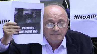 Photo of Moreau identificó al policía infiltrado que lideró los desmanes en el Congreso
