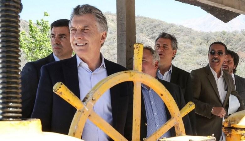 Photo of Se hundió obra inaugurada por Macri y Urtubey hace apenas un mes