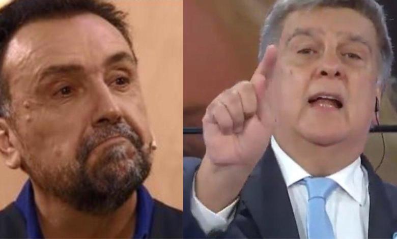 Photo of Luis Ventura desafió a Roberto Navarro: «Yo no soy Baby Etchecopar»