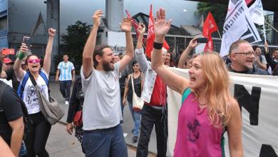 Photo of Tomaron Canal 13 y TN: «Se va a acabar, va a tener fin, el monopolio de Clarín»