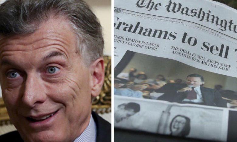 Photo of El Washington Post comparó a la Argentina con un auto italiano