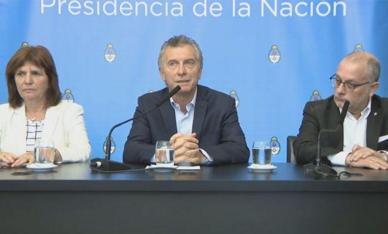 Mauricio Macri advirtió a los argentinos que tendremos que acostumbrarnos a las inundaciones en distintos puntos del país.
