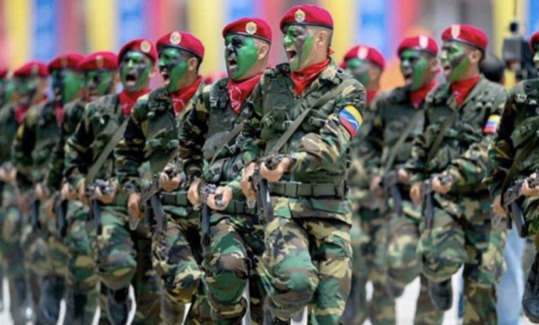 """Los militares de Venezuela desconocen a Juan Guaidó como """"presidente encargado"""", y no darán su apoyo al Golpe de Estado impulsado por los EEUU, y sus estados satélite Brasil, Argentina y Chile"""